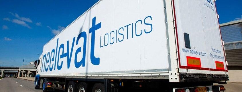 Neele-Vat Vrachtwagen